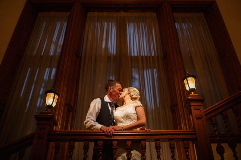Wedding photographer Angus Dundee fun relaxed natural documentary Aberdeen Edinburgh Kinnetles Castle