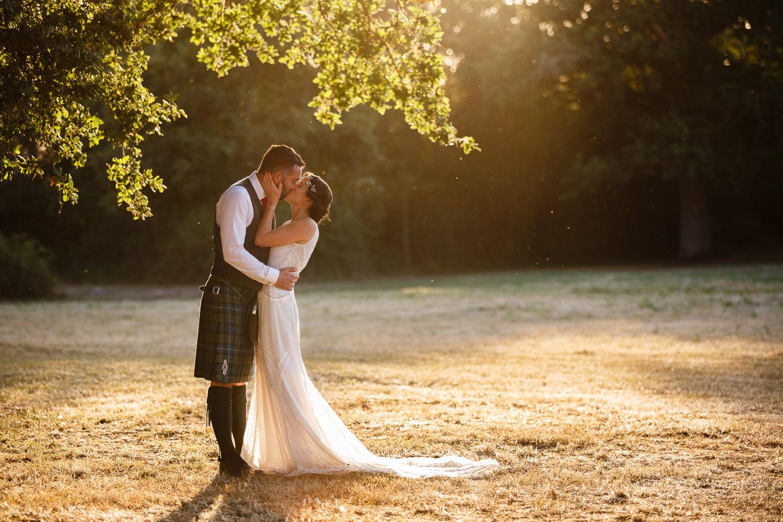 Wedding photographer Angus Dundee Forfar natural fun relaxed destination elopement