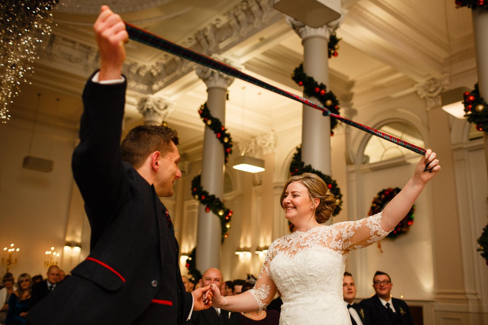 wedding photographer Edinburgh The Principle