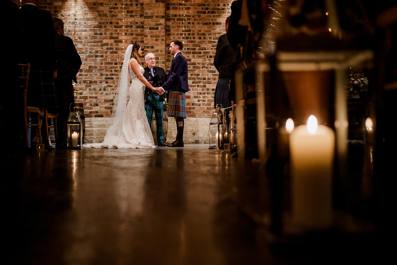 Kinkell Byre weddings , Fife wedding venue , Scotland Wedding Photographer