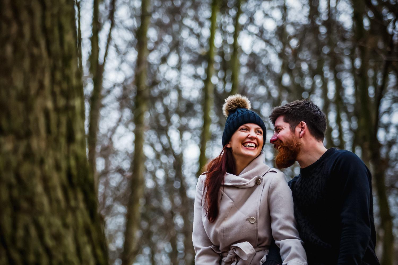 pre wedding photoshoot wedding couple bride groom mr mrs Scotland Dundee