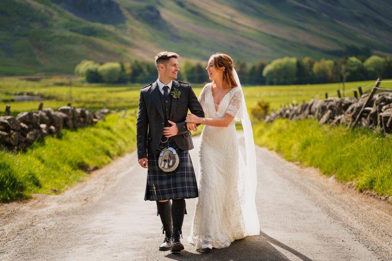 natural wedding photographs, documentary wedding photographer, Glen Clova wedding venue, Scotland wedding